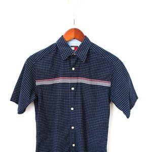 Tommy Hilfiger Kids Button Up Shirt